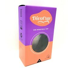 DivaCup DIVA CUP Model 0 Menstrual Cup Low Maintenance Simply Remove Wash Reuse