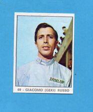 CAMPIONI DELLO SPORT 1966/67-PANINI-Figurina n.69- GIACOMO RUSSO -Recuperata
