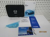 2008 Mazda 3 Owners Manual Set    FREE SHIPPING