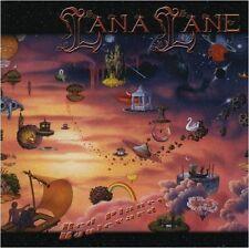 Lana Lane-Red Planet Boulevard CD