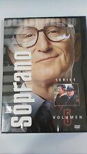 LOS SOPRANO TEMPORADA 1 VOL 5 EPISODIOS 9-10 HBO DVD NUEVO PRECINTADO NEW SEALED