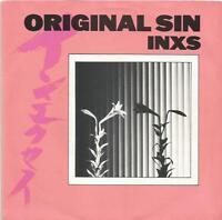 Inxs - Original Sin 1983 Netherlands 7 inch vinyl EP