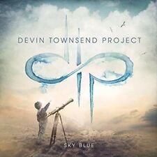 Sky Blue by Devin Townsend/Devin Townsend Project (CD, Jul-2015, Century Media (USA))