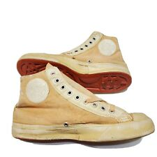 1940s Ag Spalding And Bros Canvas Basketball Shoes Vintage Usa Made 1930s Rare