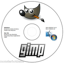 GIMP 2.8.14 DIGITAL PHOTO IMAGE EDITOR WINDOWS MAC ADOBE CS PHOTOSHOP COMPATIBLE