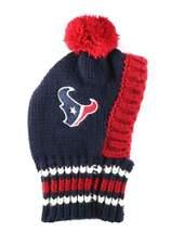 Houston Texans Little Earth Productions NFL Dog Pet Knit Team Winter Hat