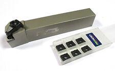 Drehhalter TCLNR 3225M12 Wodex + 6 WSP CNMG120408 MR PW5125 Prowemo Neu H14060