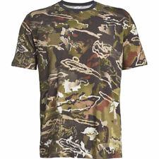 New Under Armour Men XL Early Season Real Tree Hunting Camo HeatGear Shirt $40