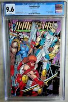 Youngblood #0 Gold Edition Image 1992 CGC 9.6 NM+ White Pages Comic M0107