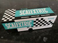 Scalextric 1960's Repro Box ONLY! Vintage Bentley,Alfa Romeo,Bugatti,Auto Union