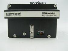 New listing Bf Goodrich Stormscope Wx-1000E Processor 78-8060-5941-2