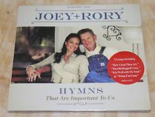 Hymns That Are Important to Us [Digipak] by Joey + Rory (CD, Feb-2016)