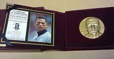 Alex Rodriguez 1997 The Highland Mint Bronze Mint-Coin Magnum Series Coin #1053