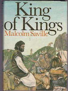 Malcolm Saville, Kathy Wyatt - King of Kings - Illustrated Story of Jesus - 1975