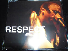 Joel Turner Respect Australian CD Enhanced Single - New