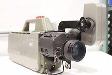 Hitachi Denshi SK-90 Color Camera +Fujinon GHA-1B Vintage Professional Recorder