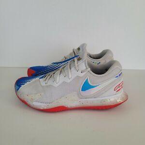 Nike Air Zoom Vapor Cage 4 HC Rafa Nadal White Mens Size 8.5 CD0424 101