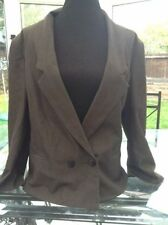 Viscose Plus Size Jacket Only Suits & Tailoring for Women