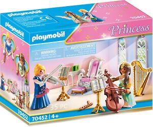 "PLAYMOBIL® Princess  70452 "" Musikzimmer "", NEU & OVP"
