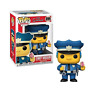 Funko POP! Animation: The Simpsons-Chief Wiggum