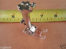 Genuine Clear Zigzag FOOT #34 BERNINA New Style Activa Artista Aurora 120-200