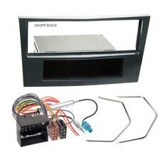 OPEL CORSA D 06-08 1-DIN radio de voiture Set d'installation radio stealth-black