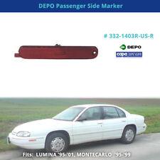DEPO 332-1403R-US-R Passenger Side Marker Chevrolet Lumina/Monte Carlo