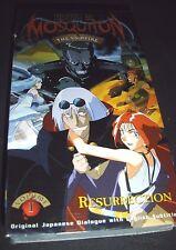 Master of Mosquiton The Vampire - Vol. 1 VHS 1999 Japanese Dialogue English Sub