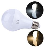 E27 Energy Saving LED Bulb Light Lamp AC 220V(9W COOL WHITE) F3Y9