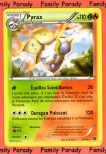 Pyrax 110pv 15/114 XY Offensive Vapeur Carte Pokemon Rare neuve FR