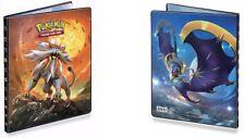 Pokemon TCG SUN & MOON SM1  9 pocket Portfolio Pokemon Binder Album