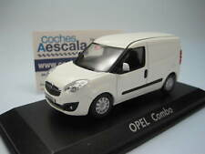Opel Combo 2013 panel van Norev 07751000-10003 1/43 cochesaescala
