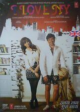 I LOVE NY ( NEW YEAR ) SUNNY DEOL / KANGNA RANUT - BOLLYWOOD DVD