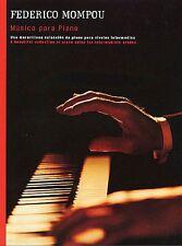 Musica para Piano Sheet Music Book NEW 014021722