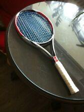 Wilson RF pro staff Six One K Factor 95 BLX raqueta de tenis Racket l3 federer