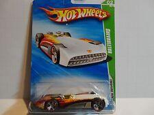 2010 Hot Wheels Super Treasure Hunt #46 Chevrolater w/Real Riders