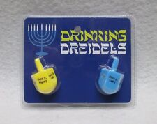 Drinking Dreidels Ez Fun House Party Bar Guys Ladies Game Card Night Out Gift