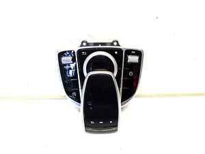 MERCEDES C220 W205 I DRIVE CONTROLLER MULTIMEDIA TOUCH PAD  A2059004819