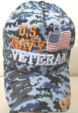 MILITARY CAP DYSFUNCTIONAL VETERAN LEAVE ME ALONE WOODS CAMOUFLAGE HAT