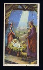 santino-holy card*ediz.NB  serie 3 n.263 NATIVITA'