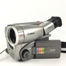 Camera Camescope Canon V500 Video 8 8mm Camcorder