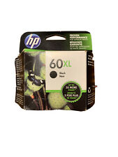 HP 60XL Ink Cartridge - Black
