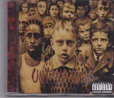 KORN-Untouchables cd album