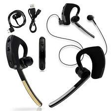 Bluetooth 4.0 Auriculares Estéreo Inalámbrico trabajo de negocios para iPhone Samsung