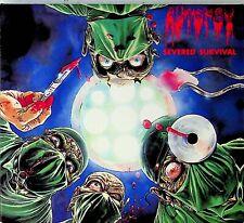 AUTOPSY- Severed Survival 2-CD (2009 Digipak) 1989 DEATH METAL Bonus Tracks/Live