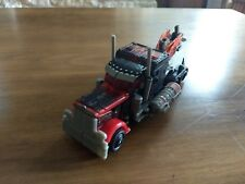 Transformers DotM Fireburst Optimus Prime