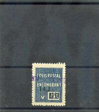 ALGERIA YT CP149**VF NH 1944 14.2F/12.7F BLUE, PARCEL POST, $30