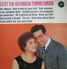 GERT EN HERMIEN TIMMERMAN  - LP - MONO
