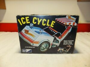 MPC Ice Cycle Trike Kit 415 1972 Version Sealed Inside Complete