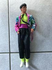 Derek Rockers Rockstar Barbie Ken (Barbie Mattel) 1985